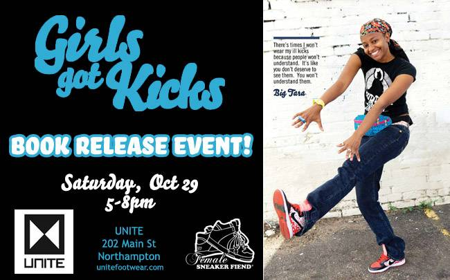 Girls Got Kicks Tour Northampton