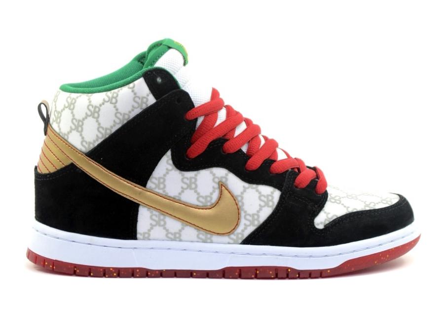 promo code 05d0d 2207e Black Sheep x Nike SB Dunk High Pro 'Gucci' | Sole Collector
