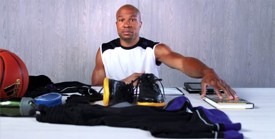 adidas x Derek Fisher - What's in the Bag?