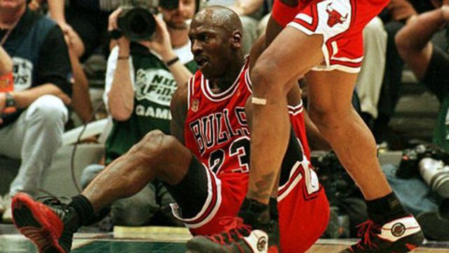 kuigwp What Really Happened During Michael Jordan Flu Game | Sole Collector