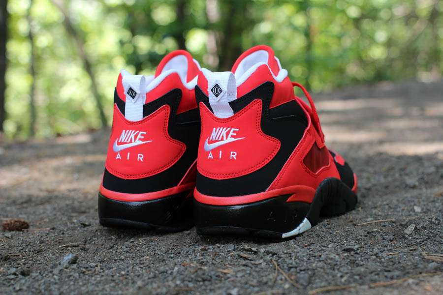 c53dbed851 Deion Sanders' Air Diamond Turf returns in another new colorway, seemingly  inspired by his days with the Atlanta Falcons.