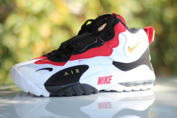 buy online 251d4 7030d Nike Air Max Speed Turf - 49ers - Releasing Tomorrow | Sole ...