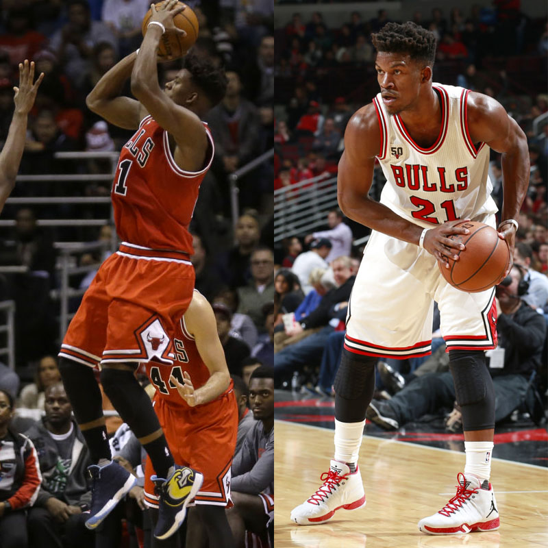 SoleWatch: NBA Power Rankings for January 17: Jimmy Butler