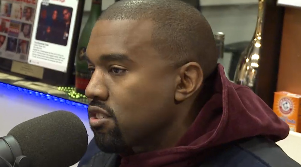 Kanye West Confirms the Black adidas Yeezy Boost Release