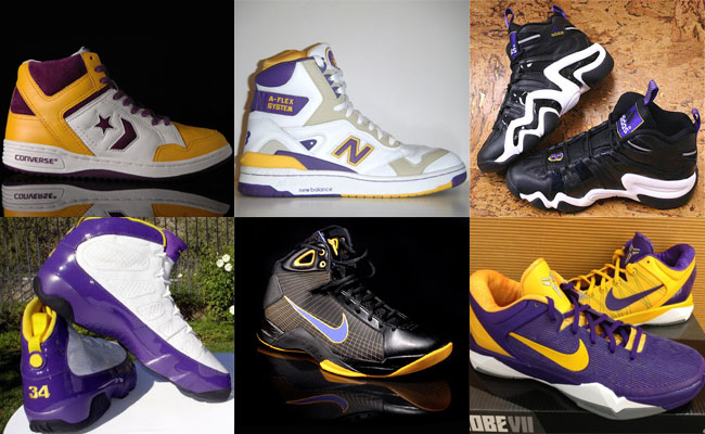 Top 10 Regional Sneaker Colorways: Los Angeles (2)