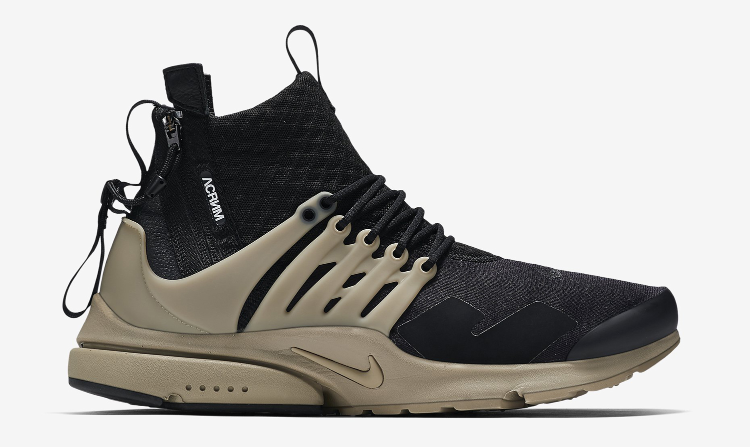 Acronym Nike Air Presto 844672-001 Profile