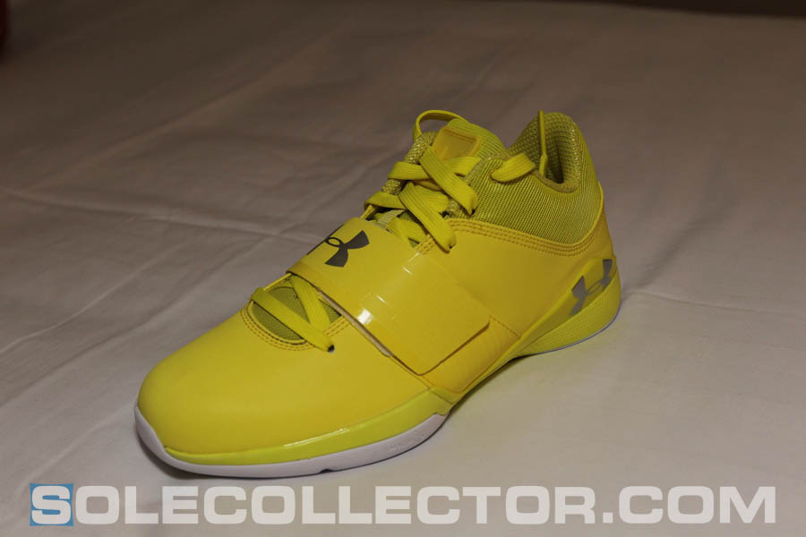 Under Armour Bloodline Yellow Brandon Jennings Invitational (2)
