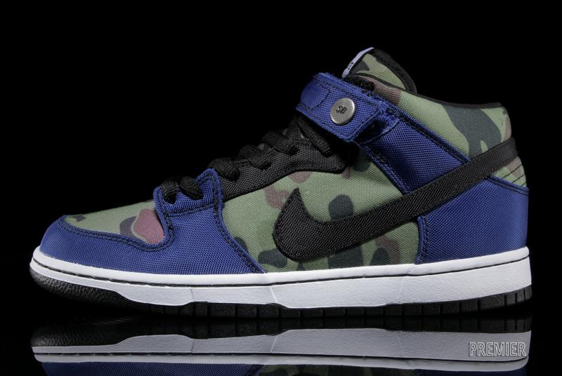Top 10 Collaborations of October 2013 MADE FOR SKATE x Nike SB Dunk Mid
