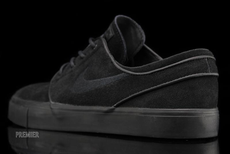 size 40 7ac84 d30d7 Nike SB Zoom Stefan Janoski - Black   Black   Black