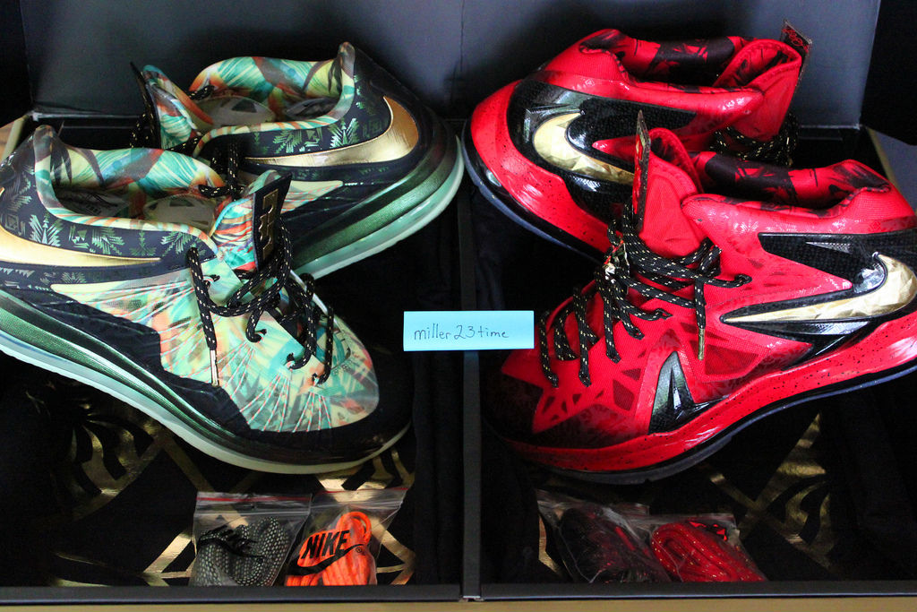 Spotlight // Pickups of the Week 8.4.13 - Nike LeBron X Celebration Pack by miller23time