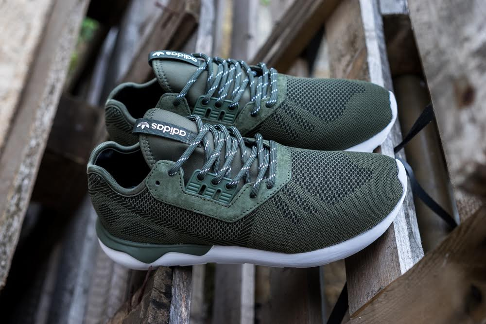 The adidas Tubular Runner Weave Is Going Green  d17d2acbc