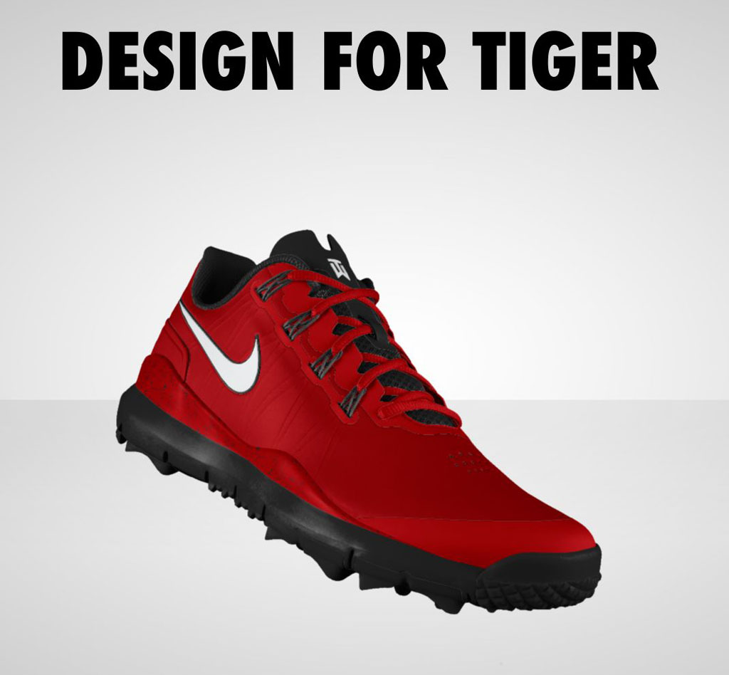 #DESIGNFORTIGER // Design a NIKEiD TW '14 for Tiger Woods