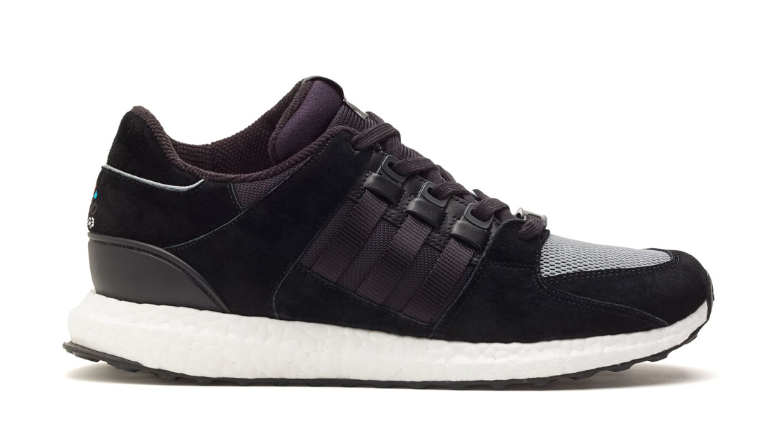 adidas EQT Support 93/16 x CNCPTS Black Sole Collector Release Date Roundup