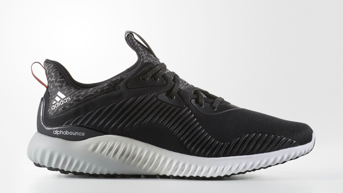 Adidas Alphabounce Quot Core Black Quot Adidas Sole Collector