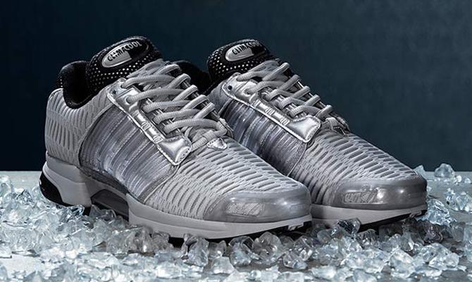 Adidas Climacool Silver