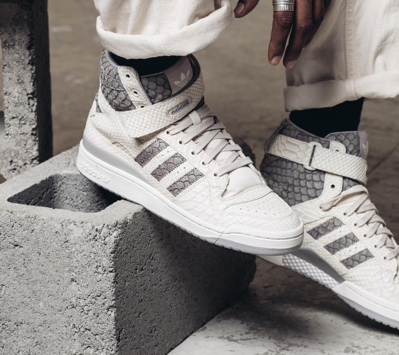 Adidas Forum Snakeskin Profile