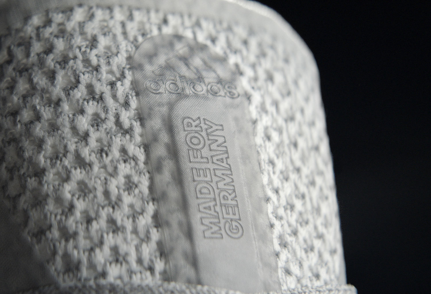 Adidas Futurecraft MFG Heel Detail