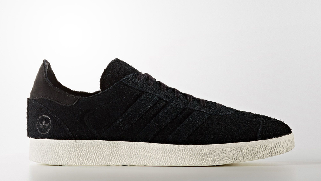 adidas Gazelle 85 x wings + horns Black Sole Collector Release Date Roundup