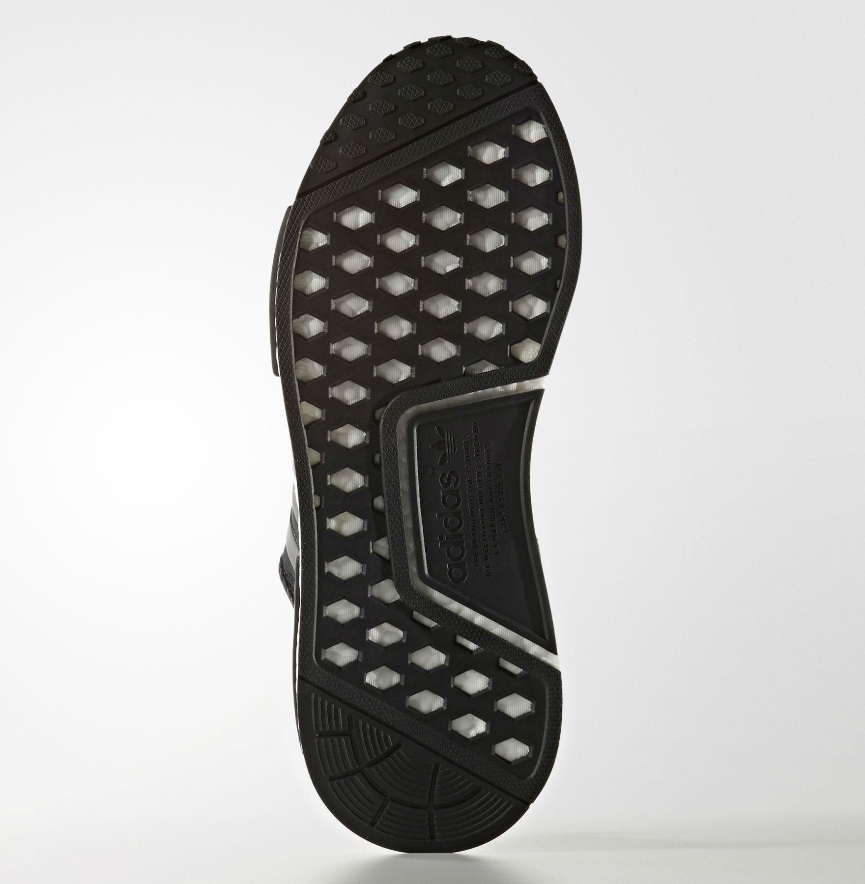adidas NMD Black Cargo Sole BA7251