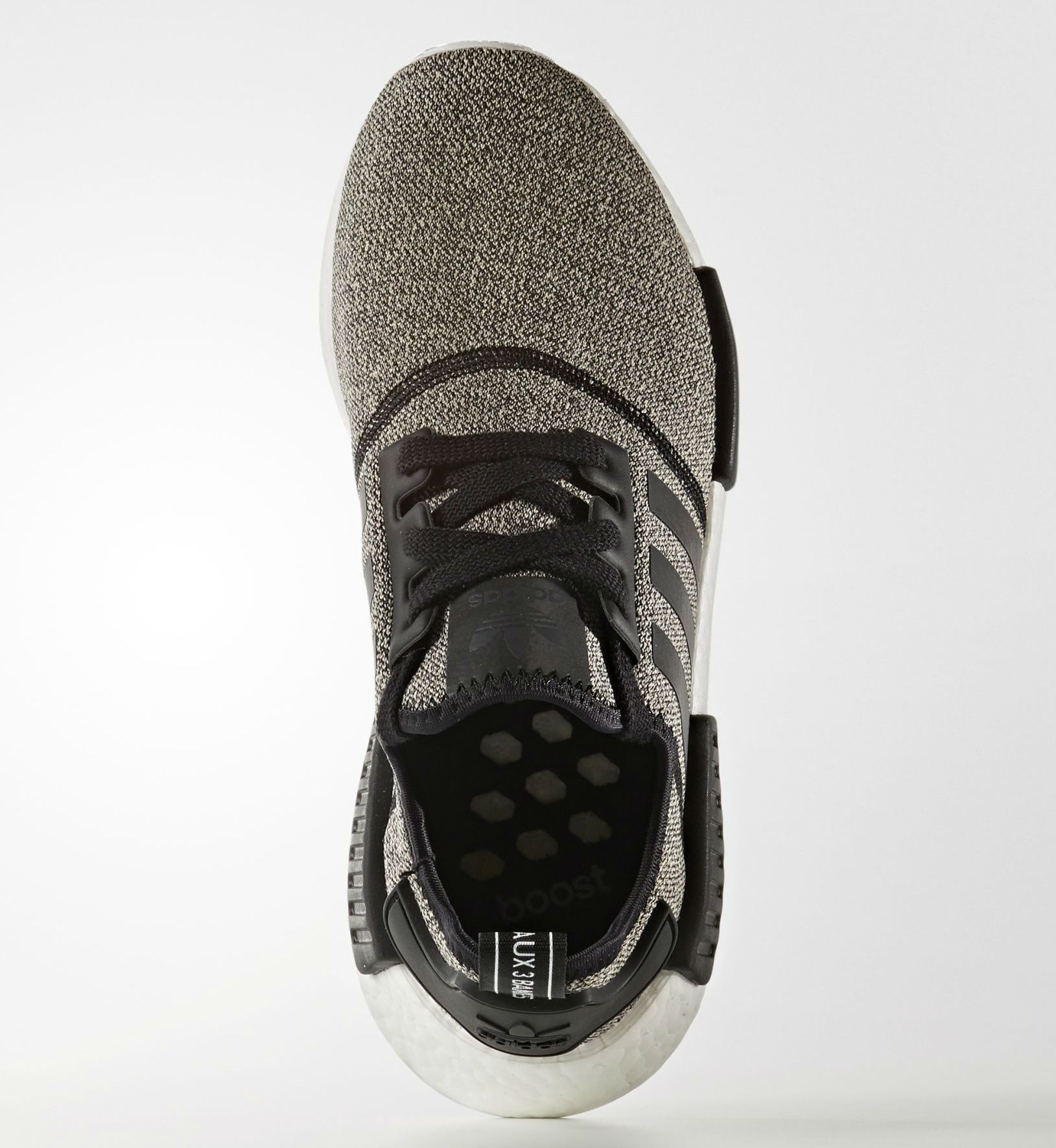 adidas NMD Black/White Reflective Top