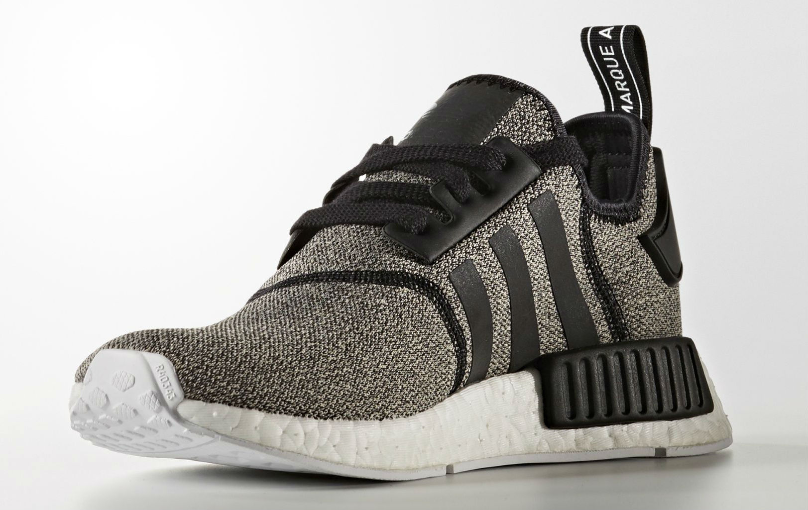 adidas NMD Black/White Reflective Medial