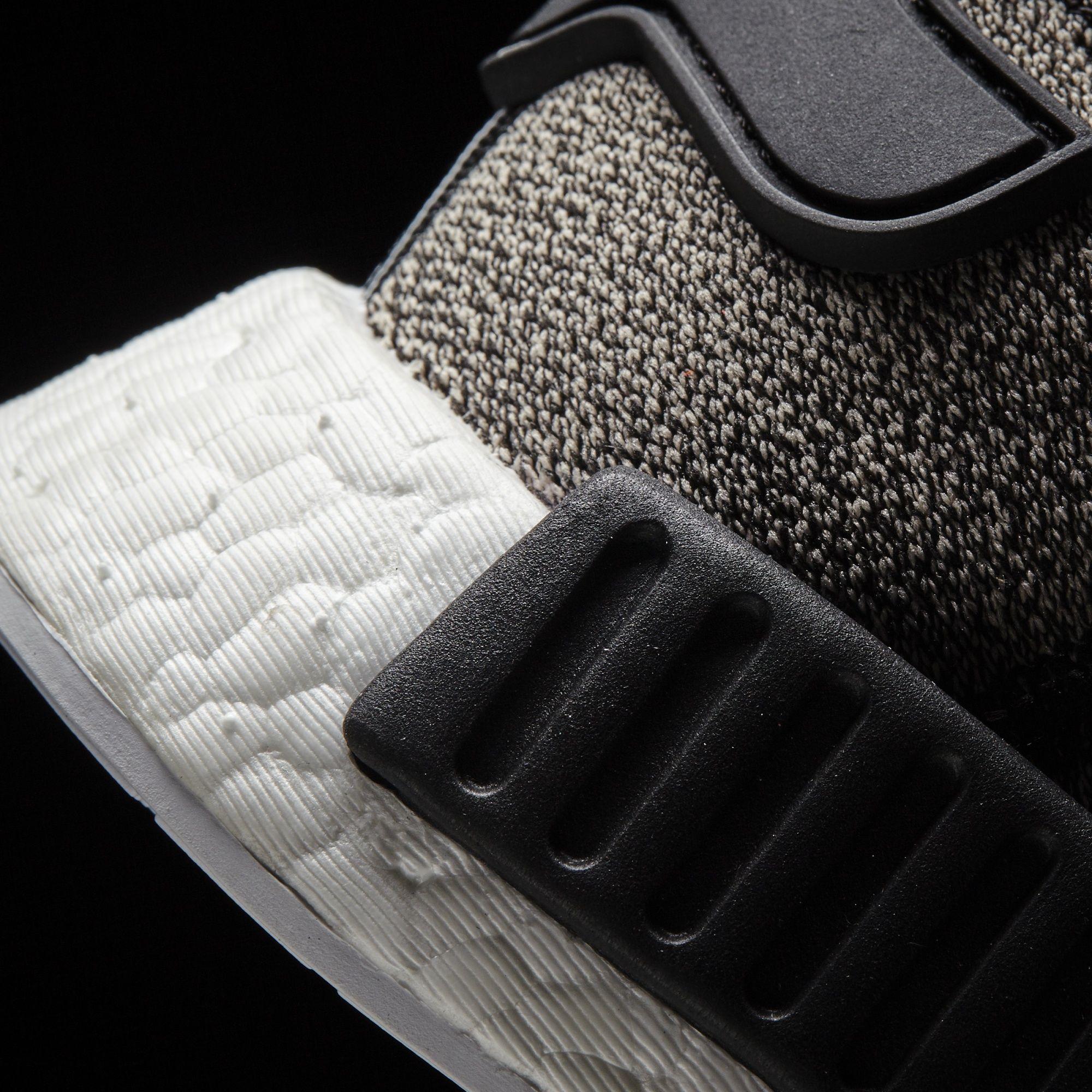 adidas NMD Black/White Reflective Heel