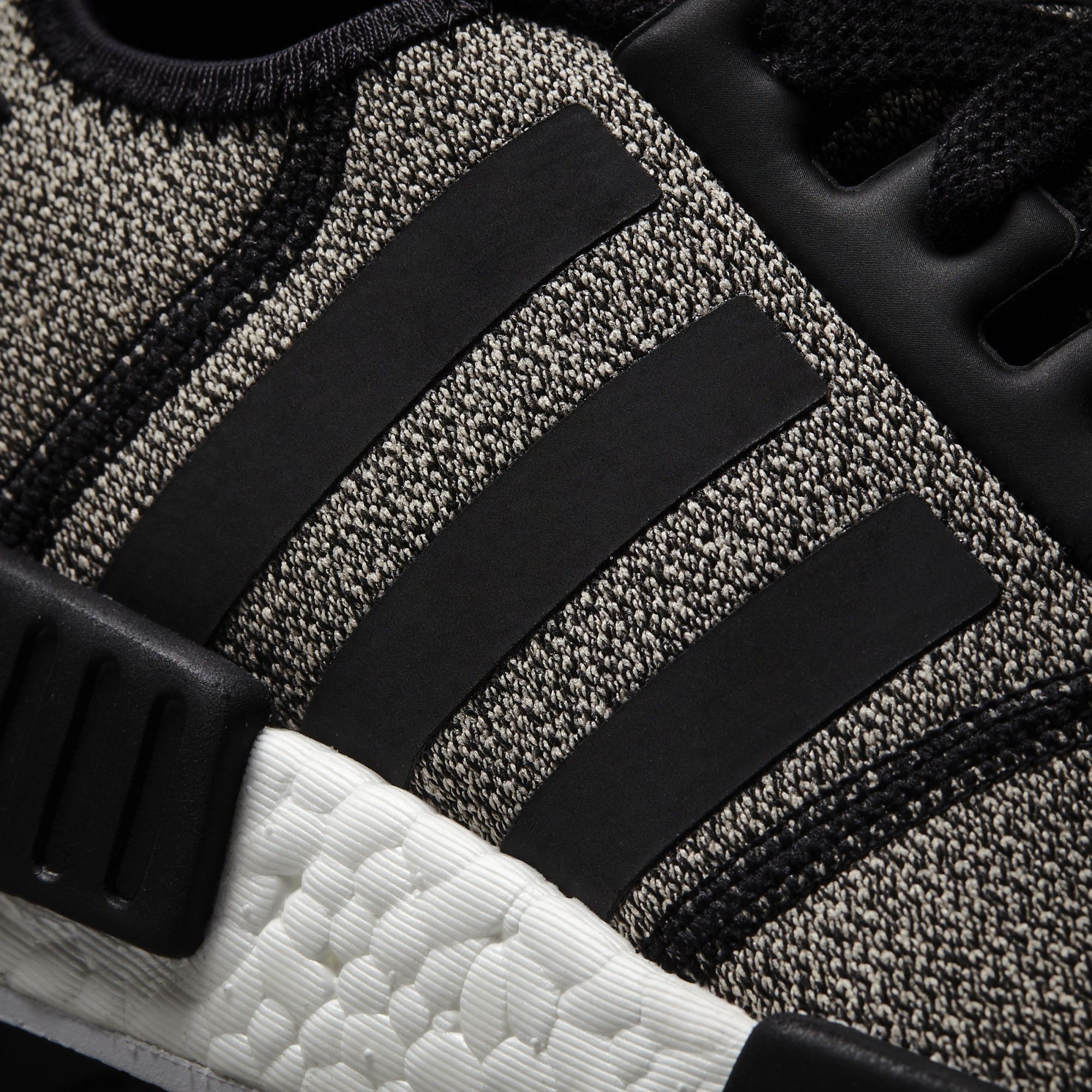 bac95b19d adidas NMD Black White Reflective Stripes Not Reflect