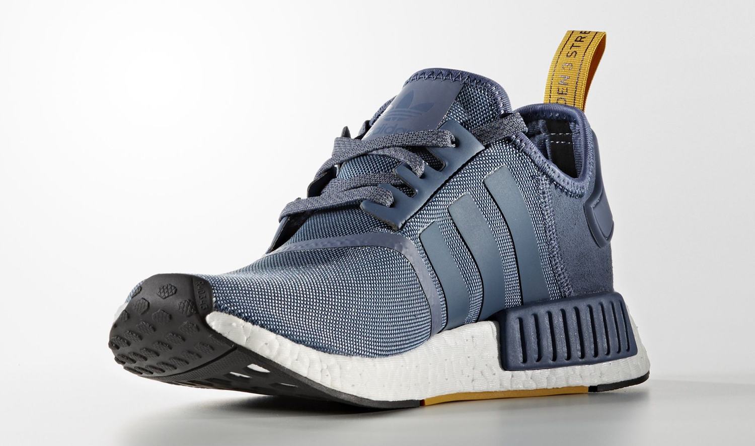 Adidas NMD Blue Suede Front