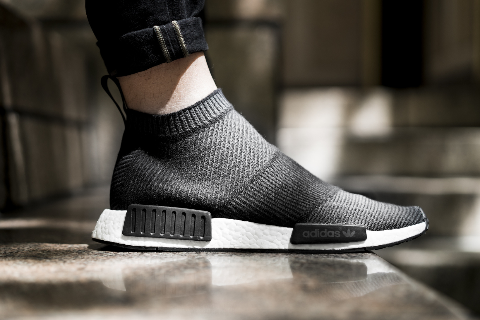 Nmd City Sock On Feet