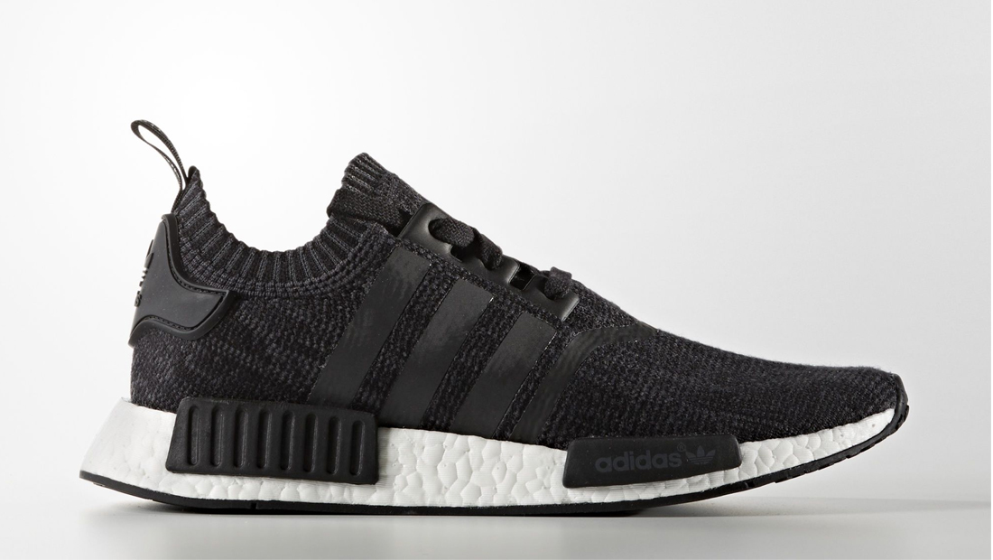 adidas NMD_R1 Winter Wool Primeknit