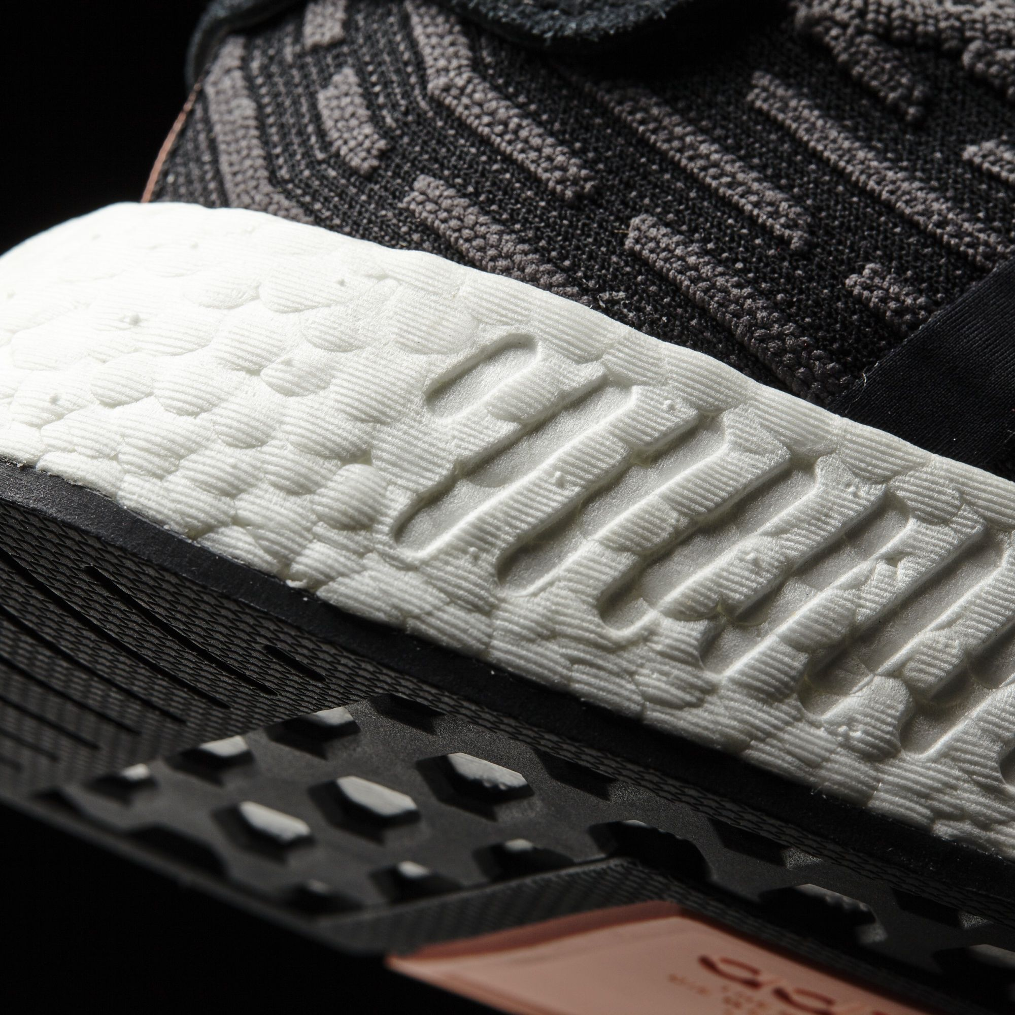 adidas NMD_R2 Primeknit Black Boost BA7239