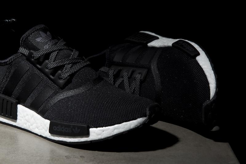 adidas NMD Reflective Pack Black