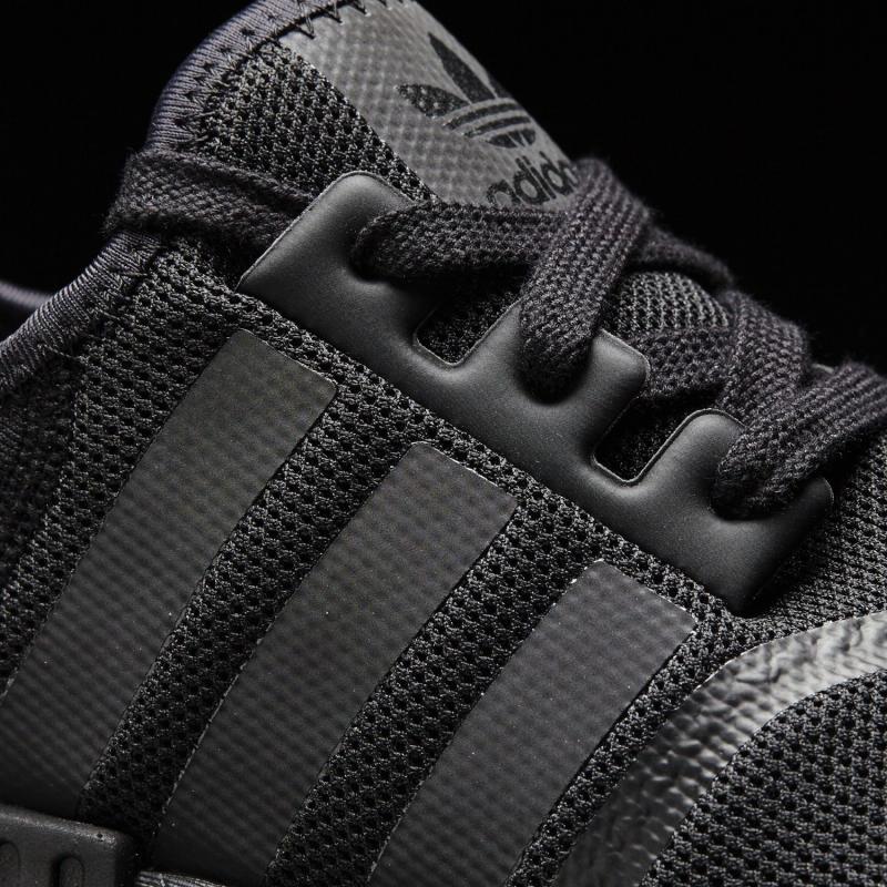 Triple Black Adidas NMD Stripes