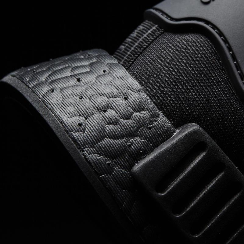 Triple Black Adidas NMD Boost