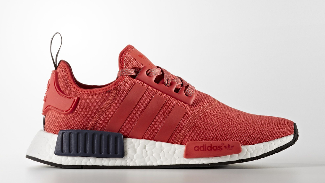 adidas NMD Red White