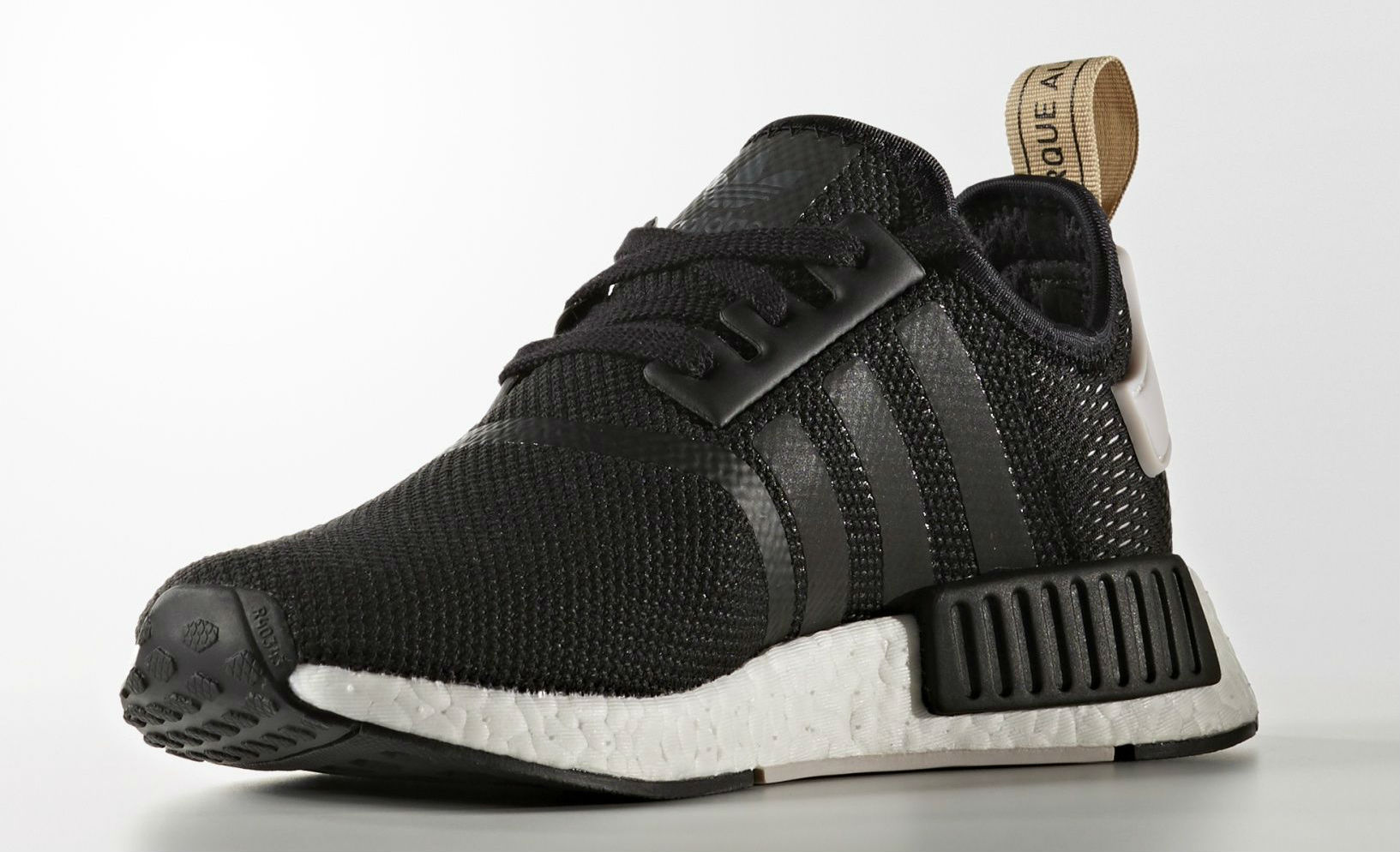NEW ADIDAS NMD XR1 NOMAD OG PK CORE BLACK RED WHITE