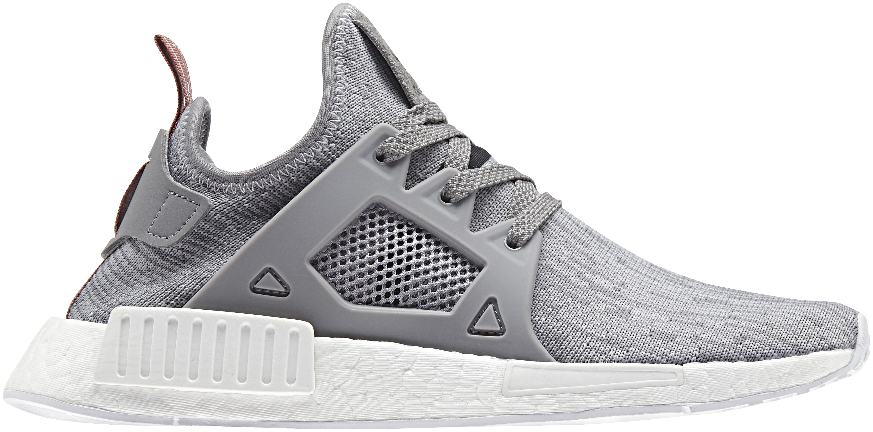 adidas NMD XR1 Glitch Pack Grey Side