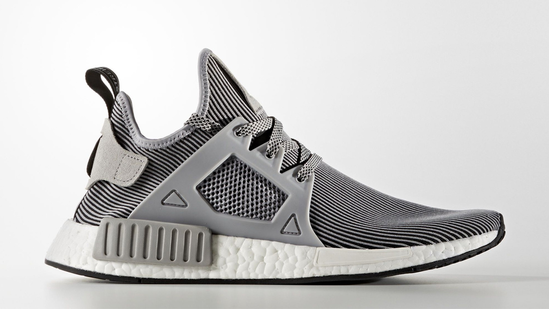 adidas NMD XR1 Grey Black