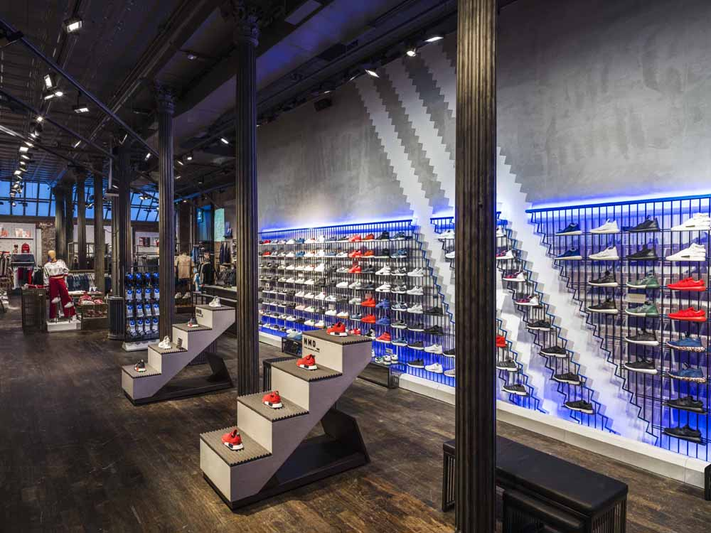 Adidas Originals New York Store Spring St 7
