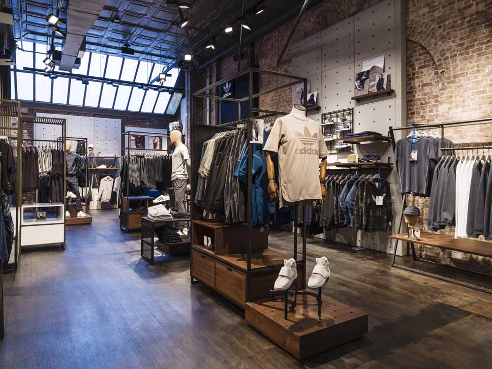 Adidas Originals New York Store Spring St 5