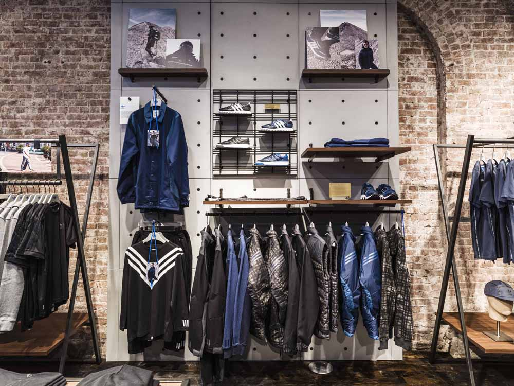adidas original store new york