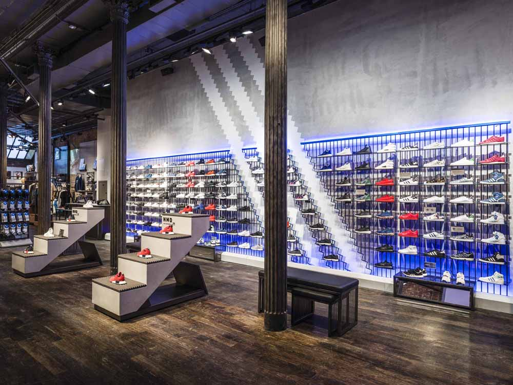 Adidas Originals New York Store Spring St 3