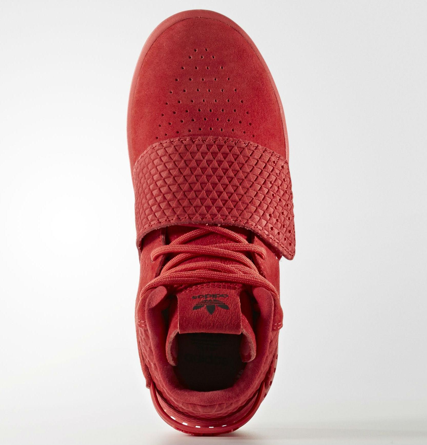 adidas Tubular Invader Red October Top