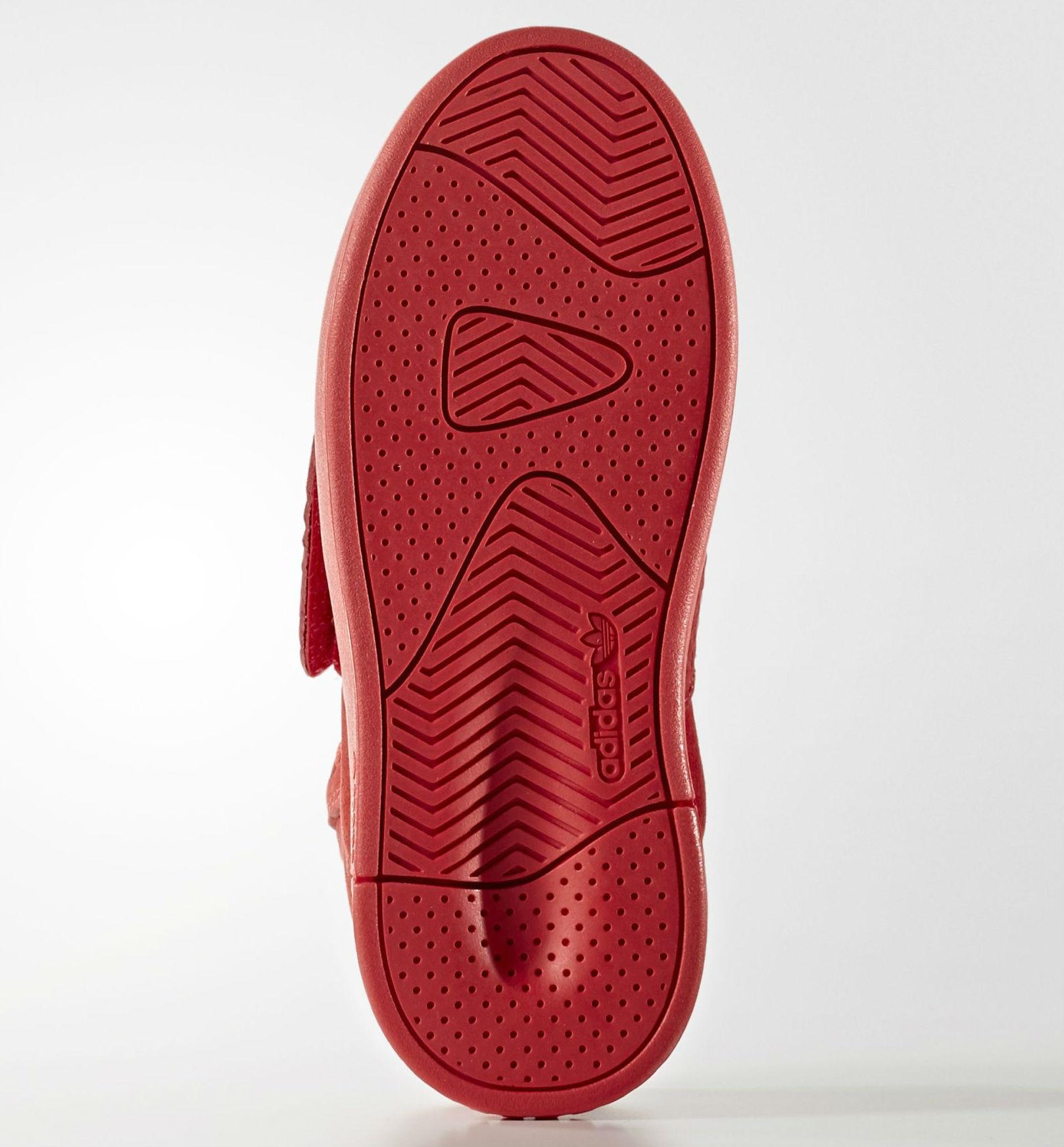 adidas Tubular Invader Red October Sole