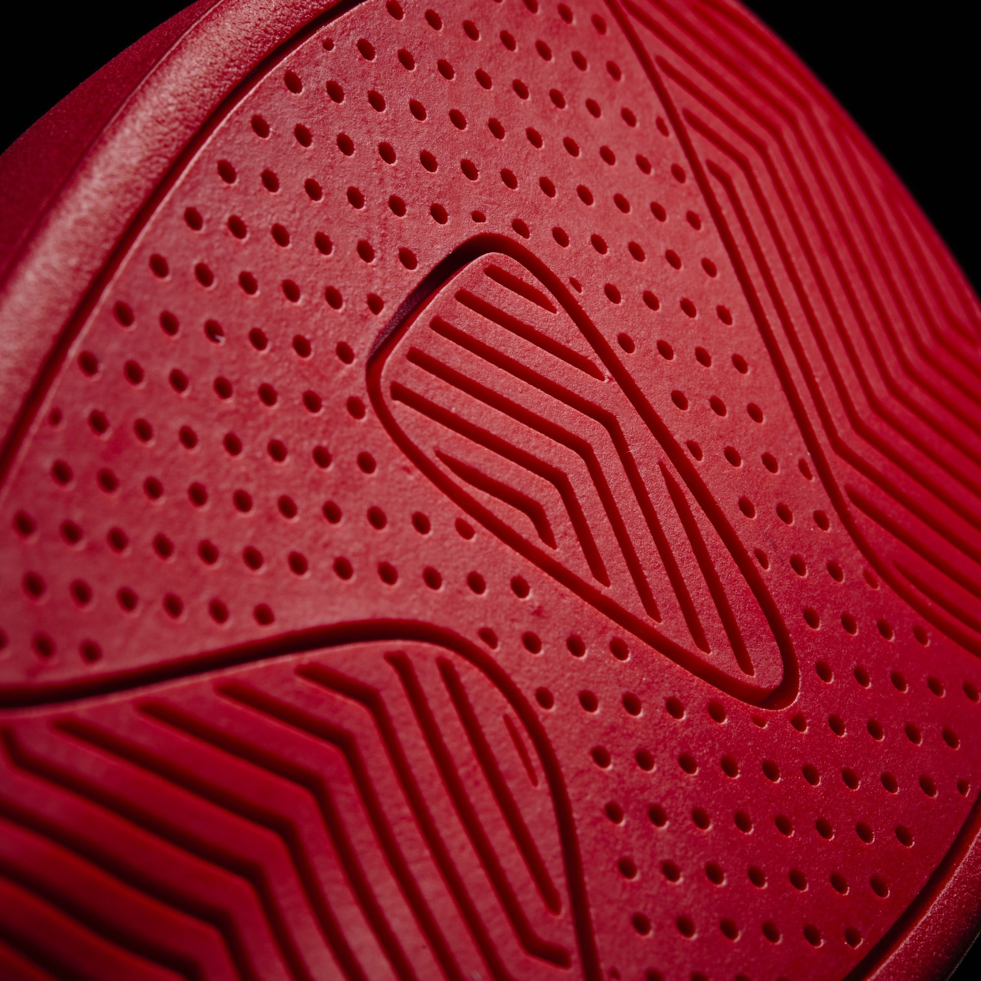 adidas Tubular Invader Red October Sole Close