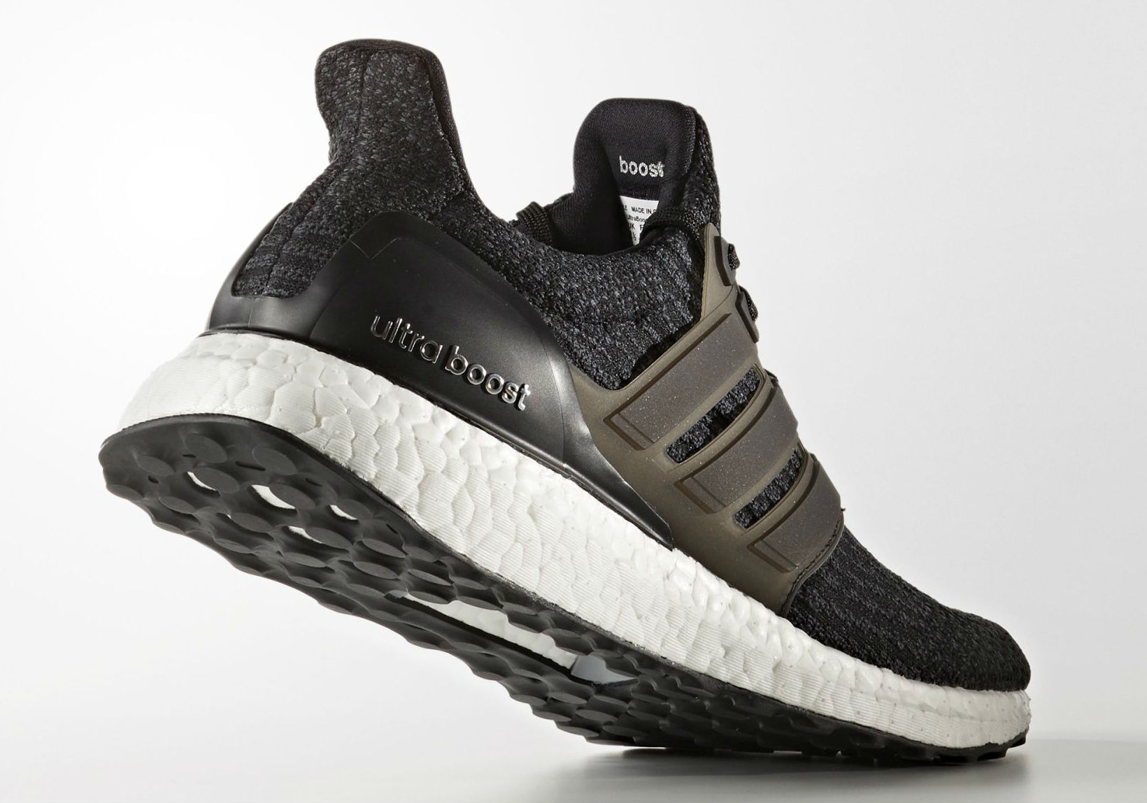 cacbc464e511e adidas Ultra Boost 2017 Black Heel BA8842. adidas Ultra Boost 2017 Black  Women s Side S80682