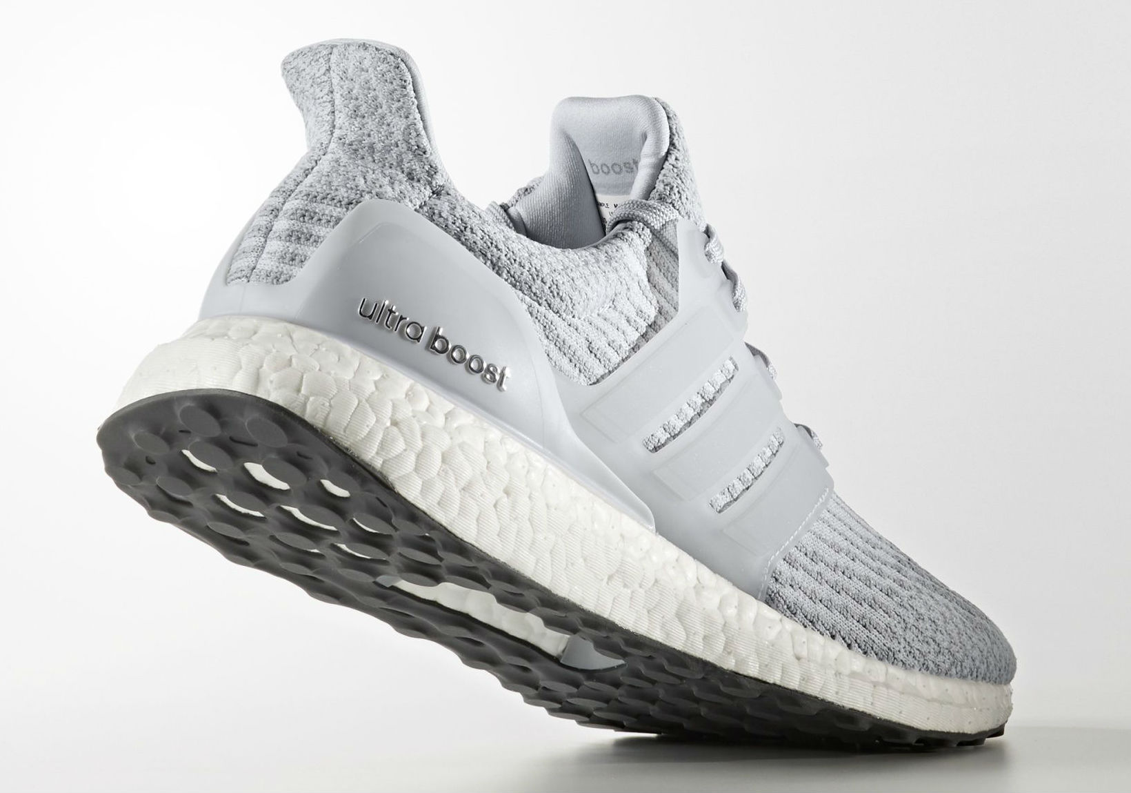 adidas Ultra Boost 2017 Grey Heel BB6059