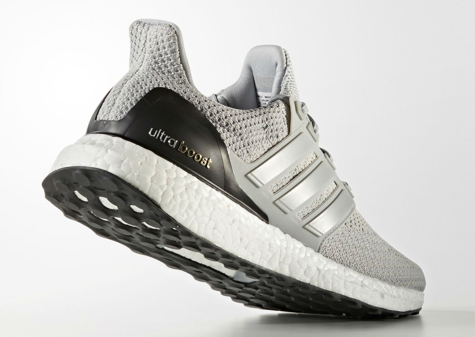 adidas Ultra Boost Clear Onix Lateral BB6057