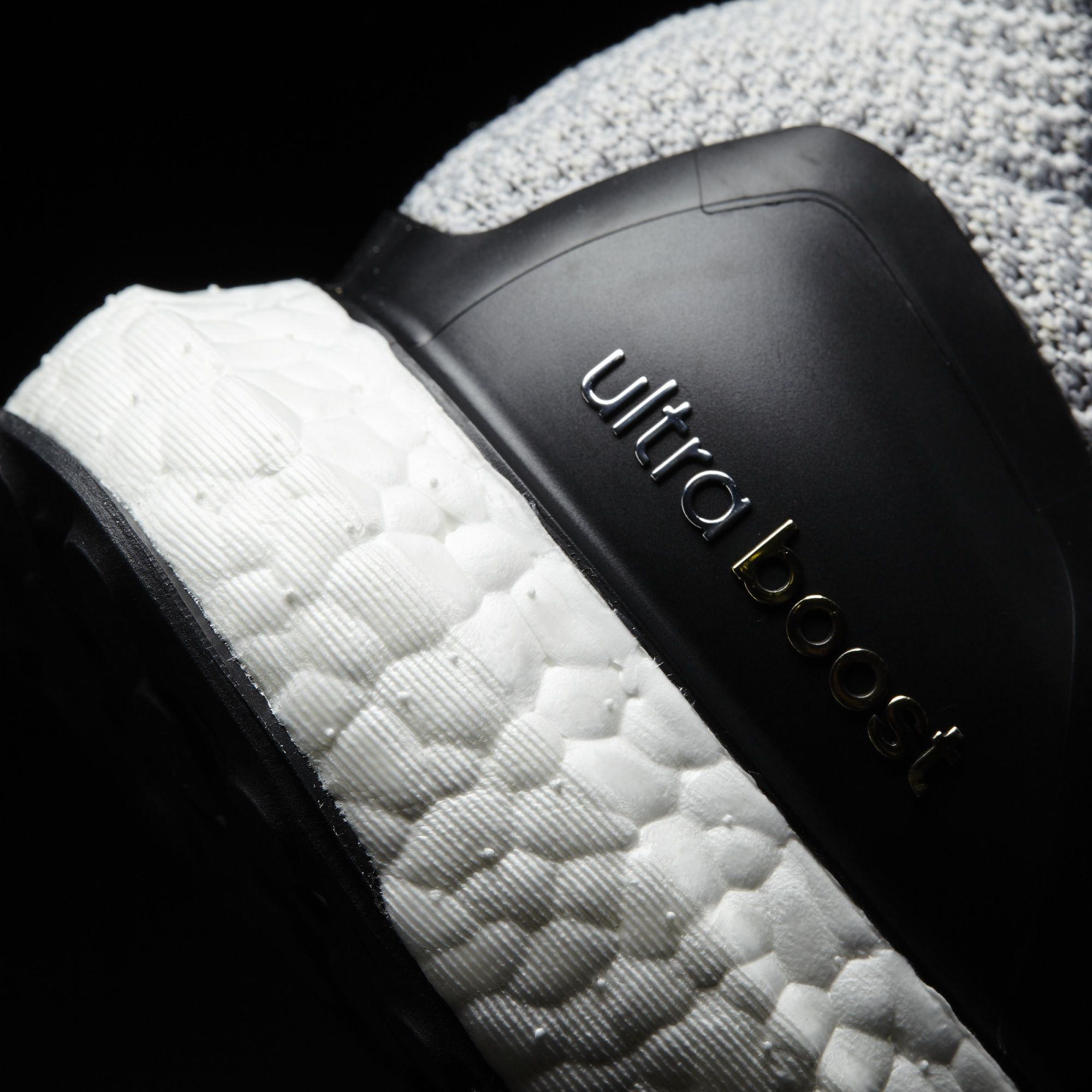 adidas Ultra Boost Clear Onix Heel BB6057