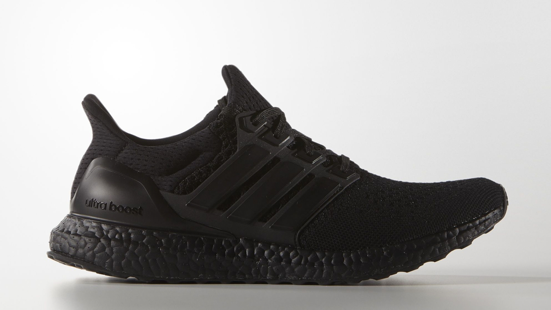 Adidas Ultra Boost Triple Black